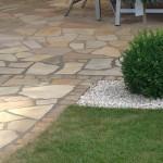 Naturstein - Polygonalplatten